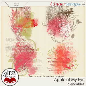 Apple of My Eye Blendables by ADB Designs