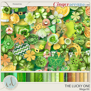 The Lucky One Mega Kit by Ilonka's Designs