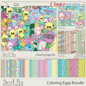 Coloring Eggs Bundle