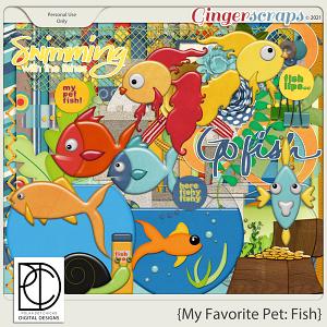 My Favorite Pet: Fish