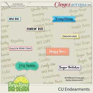 CU Endearments