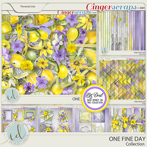 One Fine Day Collection by Ilonka's Designs