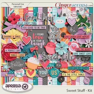 Sweet Stuff - Kit by Aprilisa Designs