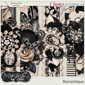 Romantique Page Borders