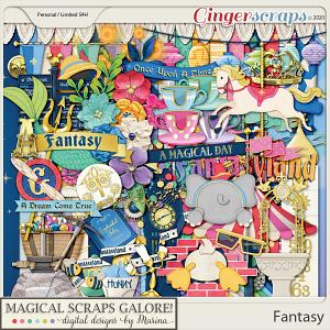 Fantasy (page kit)