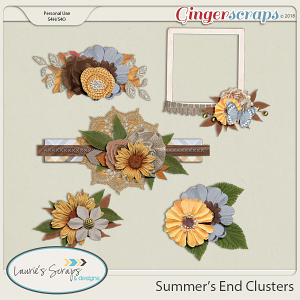 Summer's End Clusters