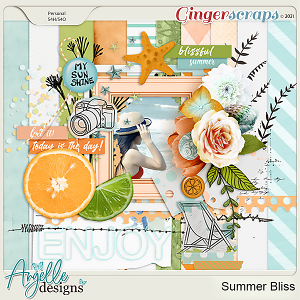 Summer Bliss by Angelle Designs