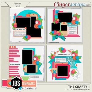 The Crafty 1 Templates by JB Stiudio