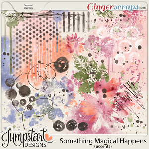 Something Magical Happens {Accents} by Jumpstart Designs