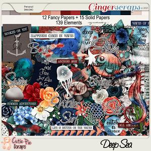 Deep Sea Page Kit