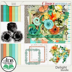Delight Bundle by ADB Designs