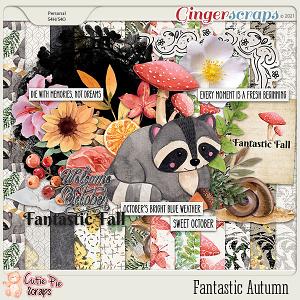 Fantastic Autumn Mini Kit