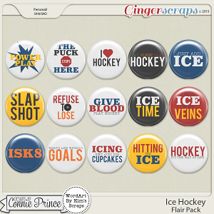 Ice Hockey - Flair Pack