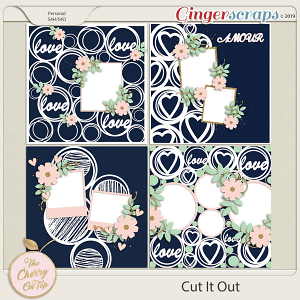 The Cherry On Top Cut It Out Templates