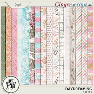 Daydreaming Papers by JB Studio