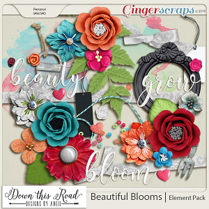 Beautiful Blooms | Element Pack