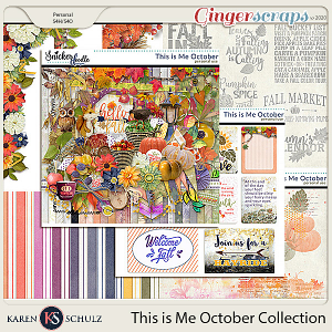 This is Me October Collection by Karen Schulz