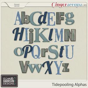 Tidepooling Alpha Sets by Aimee Harrison