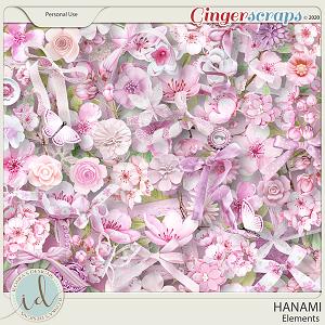 Hanami Elements by Ilonka's Designs