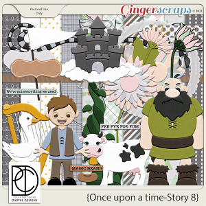 Once Upon A Time (Story 8)