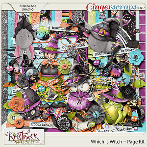 Which is Witch Page Kit
