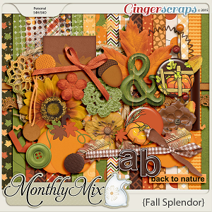 Monthly Mix: Fall Splendor