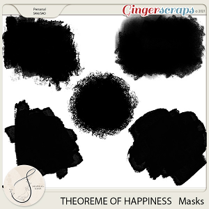 Theoreme Of Happiness Masks