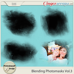 Blending Photomasks Vol.3