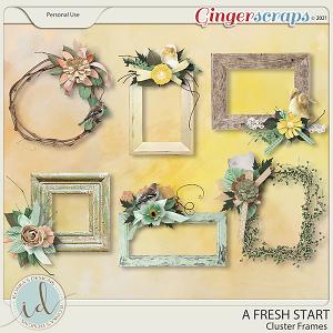 A Fresh Start Cluster Frames by Ilonka's Designs