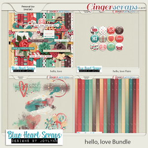 hello, love Collection Bundle