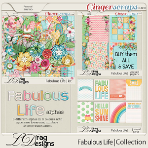 Fabulous Life: The Collection by LDragDesigns