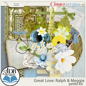Great Love: Ralph & Meggie Petite Kit by ADB Designs