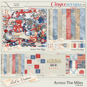 Across The Miles Collection