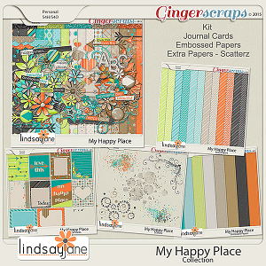My Happy Place Collection by Lindsay Jane