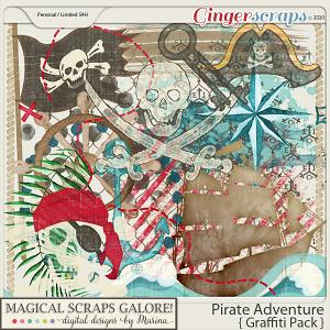 Pirate Adventure (graffiti pack)