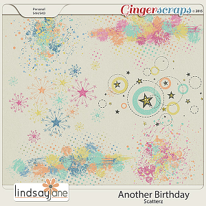 Another Birthday Scatterz by Lindsay Jane