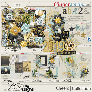 Cheers:The Collection  by LDragDesigns