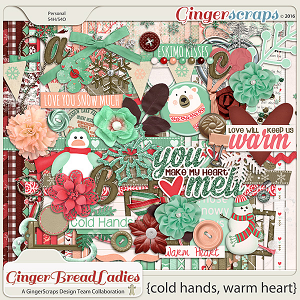 GingerBread Ladies Collab: Cold Hands, Warm Heart