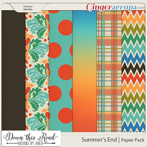 Summer's End | Paper Pack