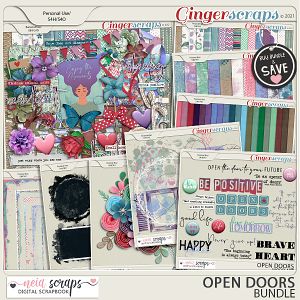 Open Doors - Bundle - by Neia Scraps