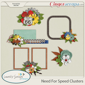 Need For Speed Clusters