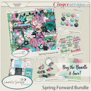Spring Forward Bundle