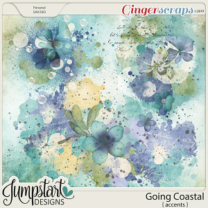 Going Coastal {Accents} by Jumpstart Designs