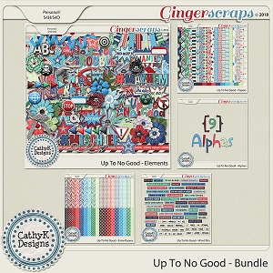 Up To No Good - Bundle by CathyK Designs