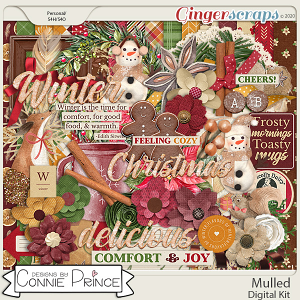 Mulled - Kit by Connie Prince
