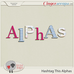 Hashtag This Alphas by Luv Ewe Designs