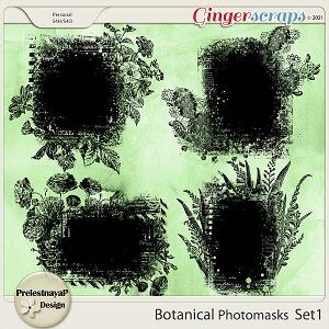 Botanical Photomasks Set1