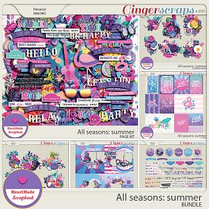 All seasons: summer - bundle