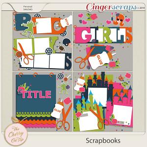 The Cherry On Top Scrapbooks Templates