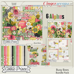 Busy Bees - Bundle